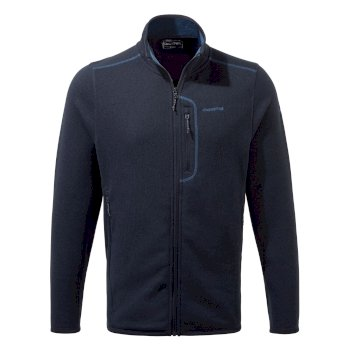 Men's Bronto Jacket - Blue Navy Marl