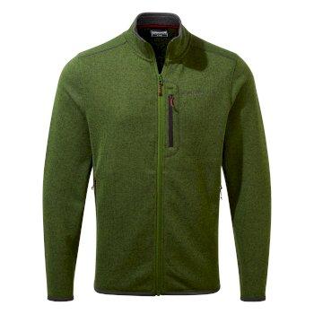 Bronto Jacket - Dark Agave Green Marl