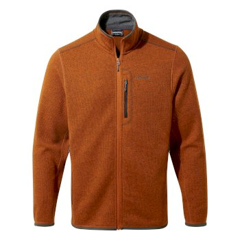 Men's Bronto Jacket - Potters Clay Marl