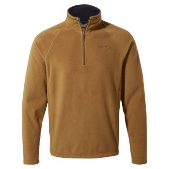 Men's Corey VI Half Zip - Rubber