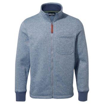 Gairloch Jacket - Soft Grey Stripe