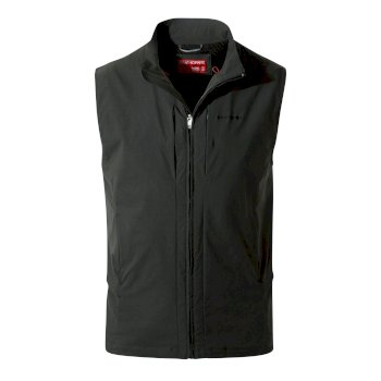 Men's Insect Shield® Davenport Vest  - Black Pepper