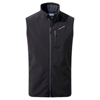 Baird Vest - Black
