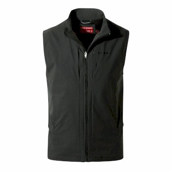 NosiLife Davenport Vest - Black Pepper