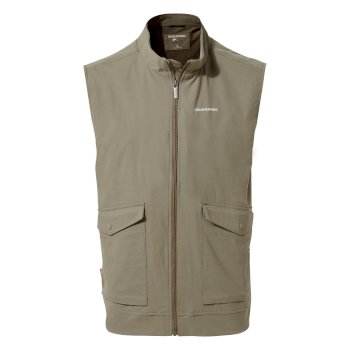Insect Shield Varese Vest - Pebble