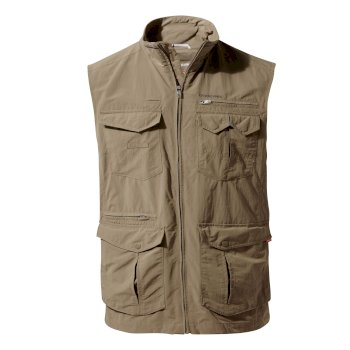 Men's Insect Shield® Adventure Vest II - Pebble