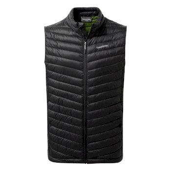 Expolite Vest - Black / Dark Agave Green