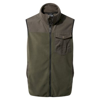 Men's Dillon Vest - Woodland Green