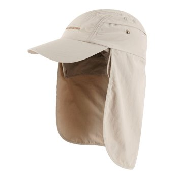 Insect Shield Desert Hat - Pebble