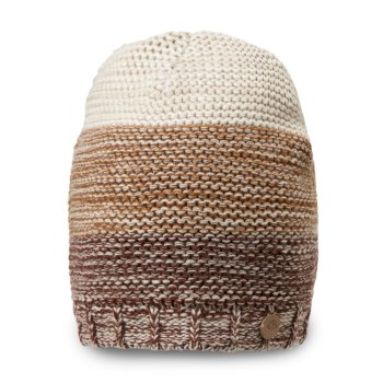 af1cf7bb Rogan Knit Hat - Burnt Umber Marl