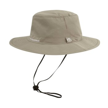 Men's Insect Shield® Outback Hat - Pebble