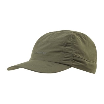 Men's Insect Shield Desert Hat - Dark Khaki