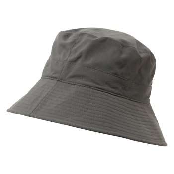 Men's Insect Shield® Sun Hat II - Black Pepper / Cloud Grey