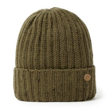 Riber Hat - Dark Moss