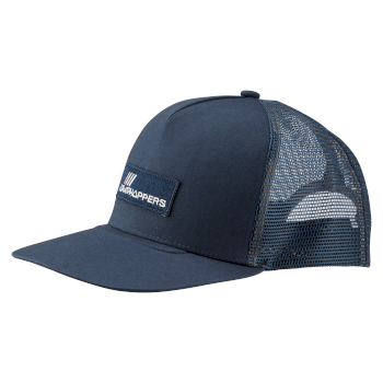 Mens Kiwi Trucker Cap - Blue Navy