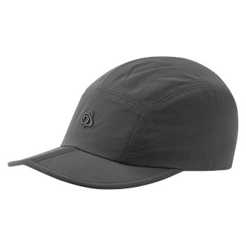 Nosilife Packable Cap - Black Pepper