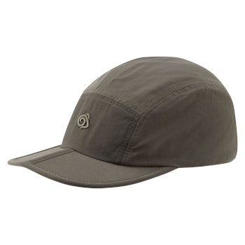 Nosilife Packable Cap - Woodland Green