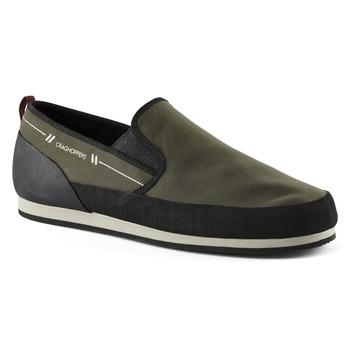 Parana Shoe - Mid Khaki
