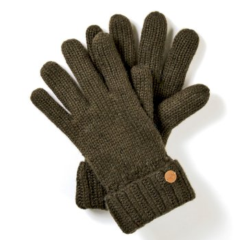 Men's Riber Glove - Woodland Green