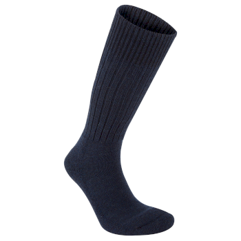 Mens Wool Hiker Sock - Deep Blue/Royal Navy