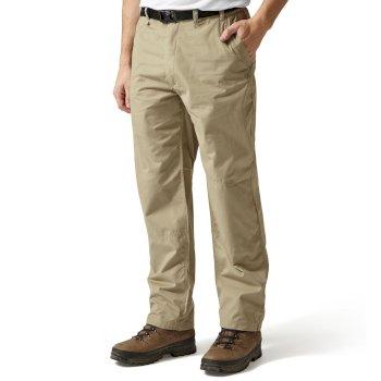 Classic Kiwi Trousers - Rubble