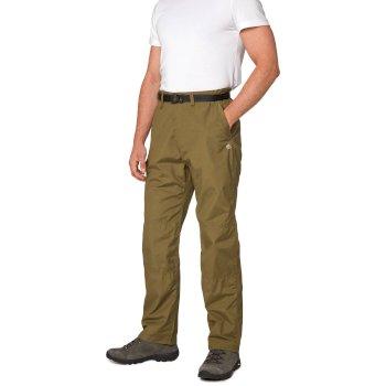 Classic Kiwi Trousers - Dark Moss