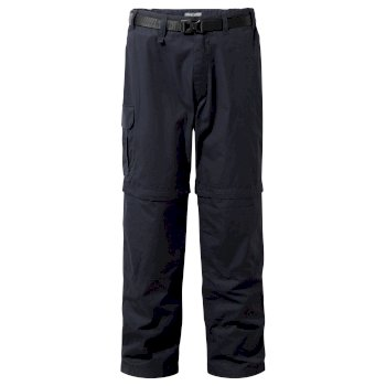 Kiwi Convertible Pants - Dark Navy