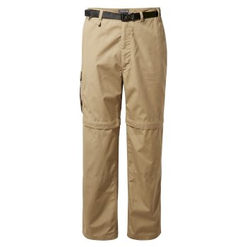 Men's Kiwi Convertible Pants - Raffia