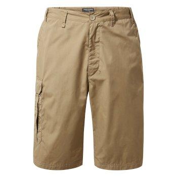 Kiwi Long Shorts - Raffia