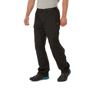 Kiwi Winter Lined Trousers - Black