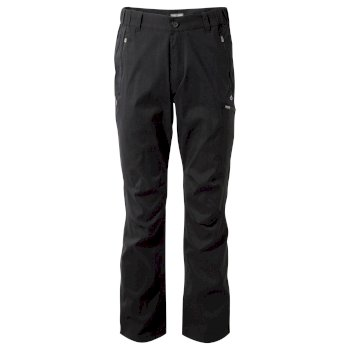 Kiwi Pro Winter Lined Pants - Black