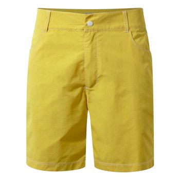 Leon Swim Short - Palm Yellow