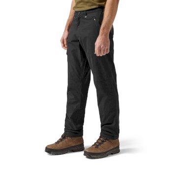 Traverse Trousers - Black