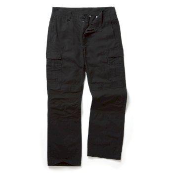 Mens Expert Kiwi Trousers - Black