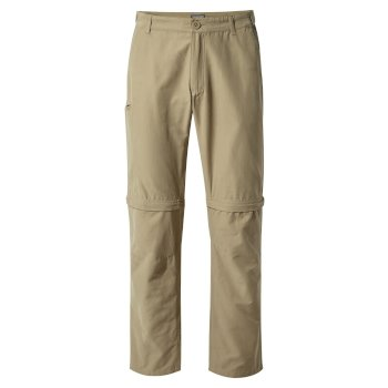 Trek Convertible Pants - Rubble