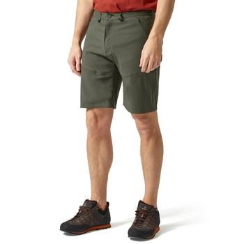 Kiwi Pro Shorts - Dark Khaki