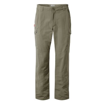 Insect Shield Cargo Pants - Pebble