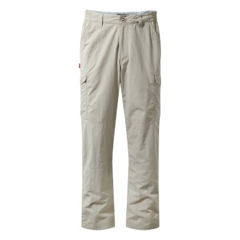 Men's Insect Shield® Cargo Pants - Desert Sand