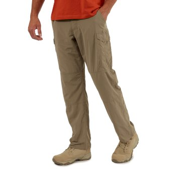 NosiLife Cargo II Trousers - Pebble