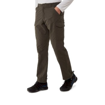 NosiLife Cargo II Trousers - Woodland Green