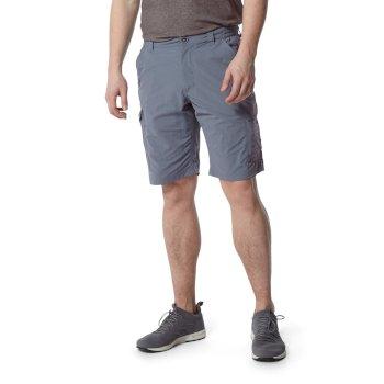 NosiLife Cargo II Shorts - Ocean Blue