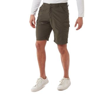 NosiLife Cargo II Shorts - Woodland Green