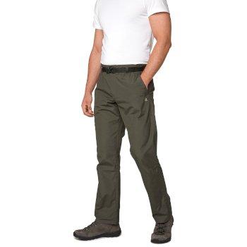 Kiwi Boulder Trousers - Bark
