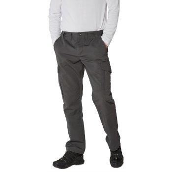 Kiwi Ripstop Trousers - Black Pepper