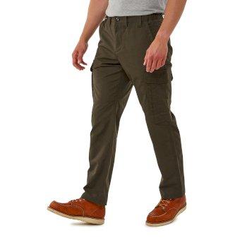 Kiwi Ripstop Trousers - Woodland Green