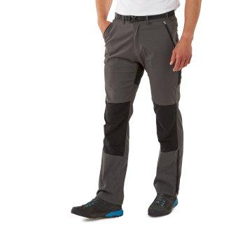 Kiwi Pro Adventure Trousers - Black Pepper
