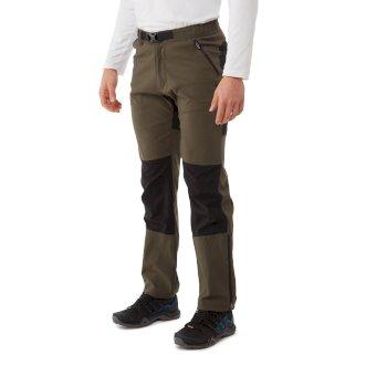 Kiwi Pro Adventure Trousers - Woodland Green