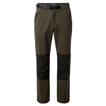 Men's Kiwi Pro Adventure Pants - Woodland Green