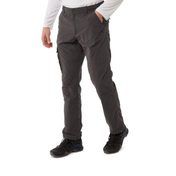 NosiLife Branco Trousers - Black Pepper