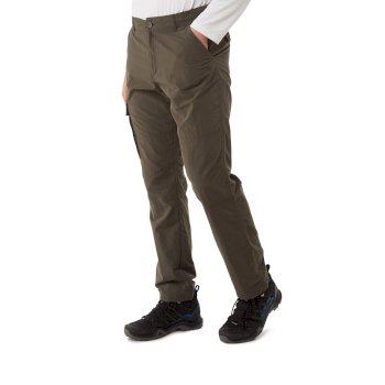 NosiLife Branco Trousers - Woodland Green